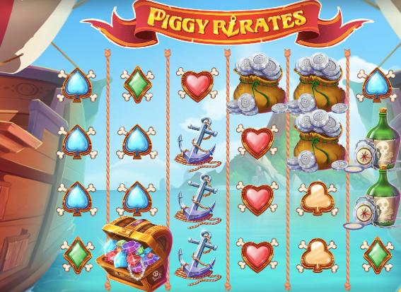 Pigy Pirates